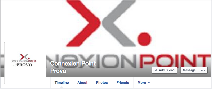 connexion point facebook cover photo